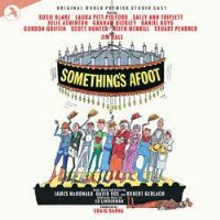 Something's Afoot Studio Cast CD